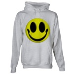 Smiley Face Hooded Sweatshirt