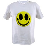 Smiley Face Value T-shirt