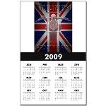 Triumph Speedmaster Art Calendar Print
