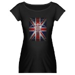 Triumph Speedmaster Art Maternity Dark T-Shirt