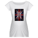 Triumph Speedmaster Art Maternity T-Shirt