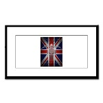 Triumph Speedmaster Art Small Framed Print