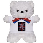 Triumph Speedmaster Art Teddy Bear
