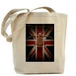 Triumph Speedmaster Art Tote Bag