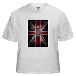 Triumph Speedmaster Art White T-Shirt
