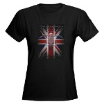 Triumph Speedmaster Art Women's Dark T-Shirt