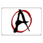 Anarchy Now Banner