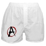 Anarchy Now Boxer Shorts