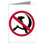 Anti-Communism Greeting Cards (Pk of 20)