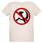 Anti-Communism Organic Kids T-Shirt