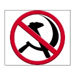 Anti-Communism Small Poster