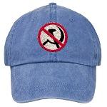 Anti-Communism Stonewashed Cap
