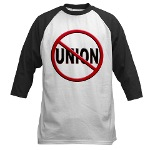 Anti-Union Baseball Jersey