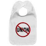 Anti-Union Bib