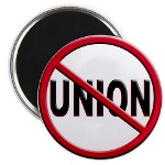 Anti-Union Magnet