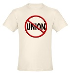 Anti-Union Organic Cotton Tee