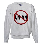 Anti-Union Sweatshirt