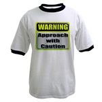 Approach With Caution Ringer T