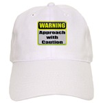 Approach With Caution Sports Cap