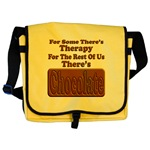 Chocolate Therapy Messenger Bag