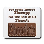 Chocolate Therapy Mousepad