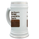 Chocolate Therapy Beer Stein