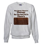 Chocolate Therapy Sweatshirt