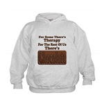 Chocolate Therapy Kids Hoodie