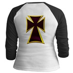 Christian Biker Maltese Iron Cross