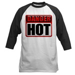 DANGER: HOT! Baseball Jersey