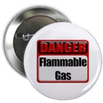Danger: Flammable Gas Button