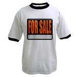 For Sale Sign Ringer T