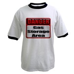 Gas Storage Area Ringer T