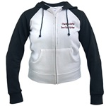 I Feel Much Better  Women's Raglan Hoodie
