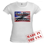 Legalize Freedom Jr. Baby Doll T-Shirt