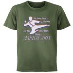 Martial Arts Therapy Dark T-Shirt