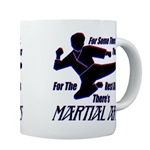 Martial Arts Therapy Coffee Mug