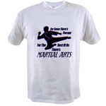 Martial Arts Therapy Value T-shirt