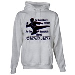Martial Arts Therapy Hooded Sweatshirt