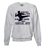 Martial Arts Therapy Sweatshirt