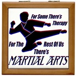 Martial Arts Therapy Tile Box