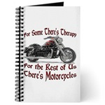Motorcycle Therapy Journal
