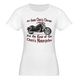Motorcycle Therapy Jr. Jersey T-Shirt