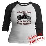 Motorcycle Therapy Jr. Raglan