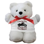 Motorcycle Therapy Teddy Bear