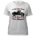 Motorcycle Therapy Women's T-Shirt