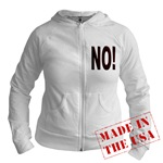 No, Nein, Non, Nyet, Nope Jr. Hoodie