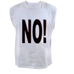 No, Nein, Non, Nyet, Nope Men's Sleeveless Tee
