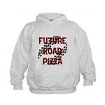 Future Road Pizza Kids Hoodie