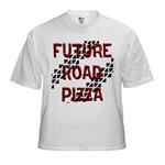 Future Road Pizza Kids T-Shirt